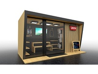Levi's mobile outlet.