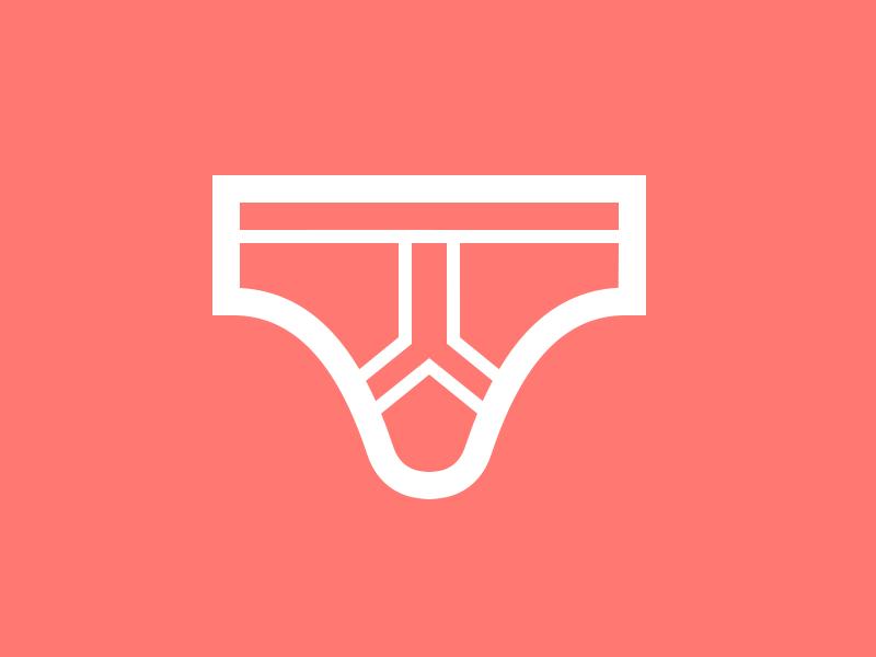 Dribbble Pants pants icon