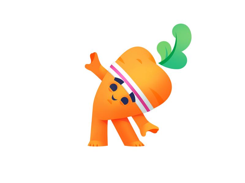 Fitness Carrot
