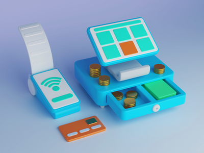 3D E-Commerce: Payments online store store payment graphic illustration for web illustrations illustration art digital art 3d illustration ecommerce 3d illustrator character vector shakuro art design illustration