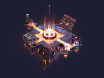 DevOps Software Illustration