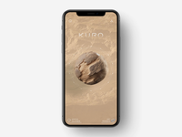 Planet Research App Animation