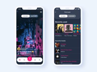 Lomotif App Redesign Concept