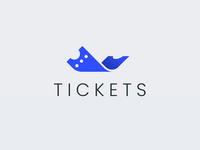 Cinema Tickets Logo Animation