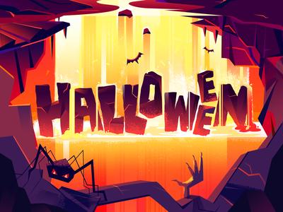 Halloween Illustration Part 2