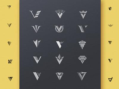 Logo Sketches brand illustration art identity sketches logotype branding logo