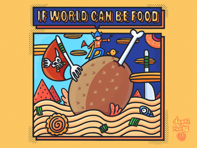 If world can be food
