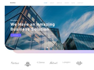 Manna - Digital Agency