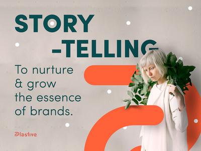 Plastive Storytelling
