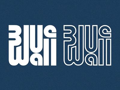 Blue Wall logo