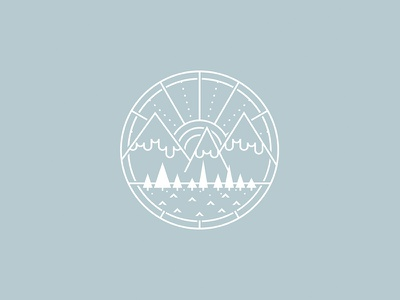 Explore 🌲🌲🌲 explore thedesigntip designarf graphicroozane graphicdesigncentral design supplyanddesign artshelp monogram mono illustrator