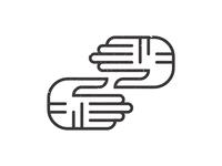 Hands Monogram