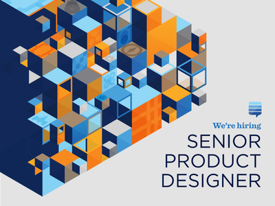 Stack Exchange — Product Designer hiring stack exchange senior product designer cubs web websites isometric
