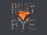 Ruby on Rye Pale Ale