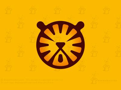 Tiger Star Head logo (for sale)