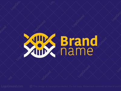 Eye for DNA Logo