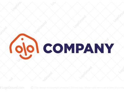 Coupon Price Tag Mascot Logo