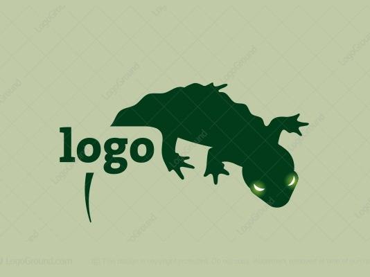 Gecko Lizard (for sale) by Brandmaistro on Dribbble