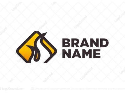 Flammable Warning Sign Logo (for sale)
