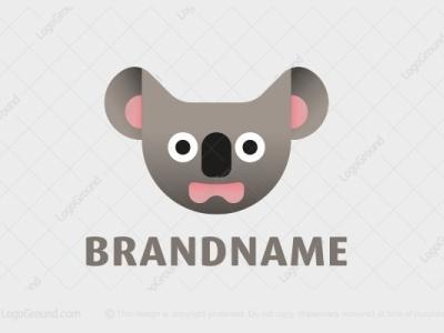 Australian Koala Logo (for sale) #savethekoalas