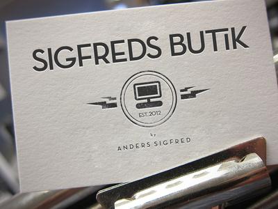 "Part of my identity ""Sigfreds Butik"" (WIP)"