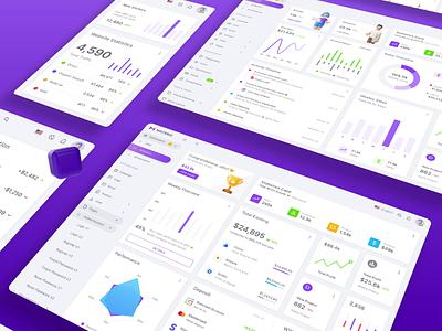 Materio – Vuetify Vuejs Admin Dashboard Template webapp app vuejs components cards widget dark dashboard animation motion graphics admin theme uikit sketch figma admin dashboard admin