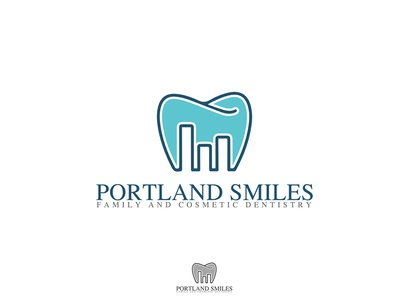 Portland Smiles Logo