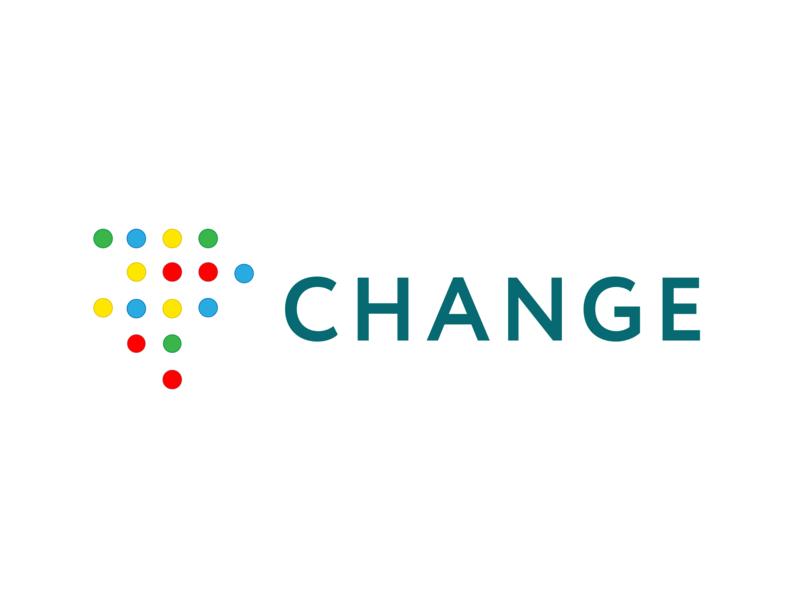 Change app mobile design logo branding clean
