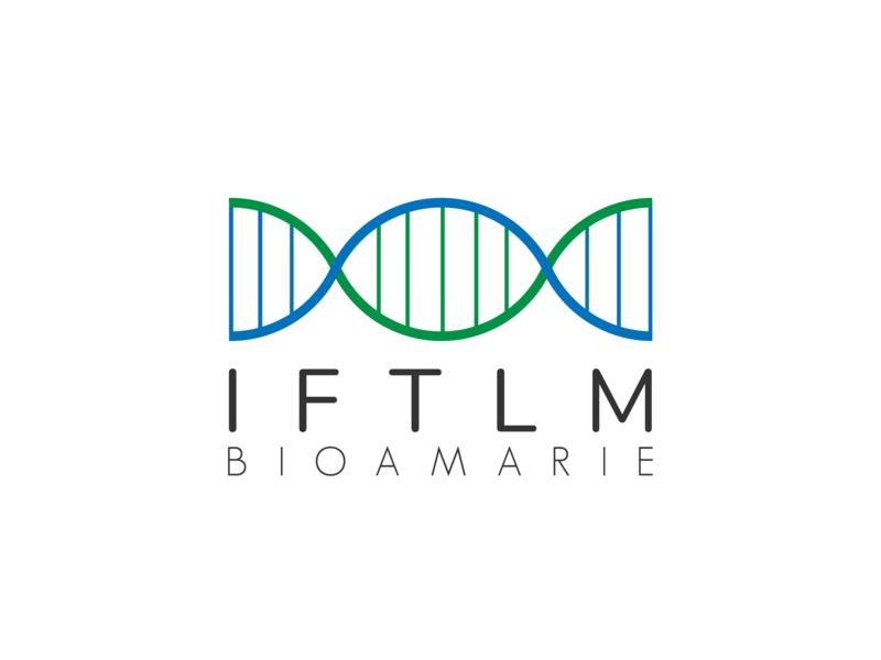Biology school design color clean biology logo branding school