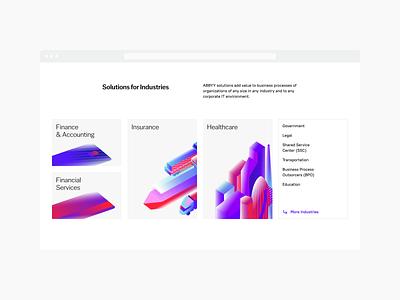ABBYY digital web ux ui design