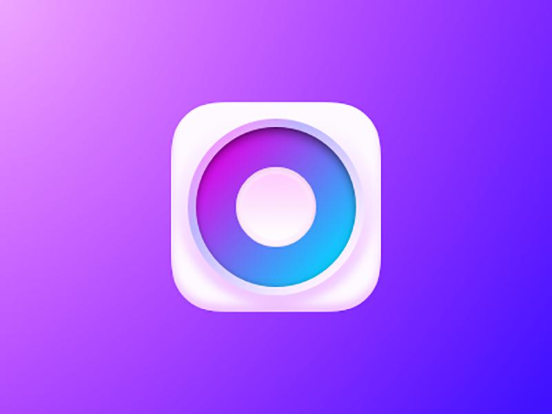 App Icon - Daily UI 005 app icon icon colourful minimalist app design web design ux ui dailyui 005 daily ui