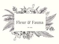 Fleur And Fauna