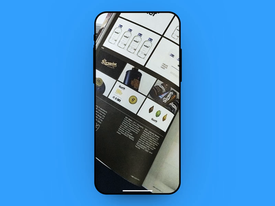 What The Font App iphone ar typekit myfonts fonts font san francisco sf ui helvetica application web ux ui online after effects motion mobile animation app choice