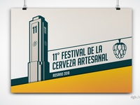 11º Craft Beer Festival Poster