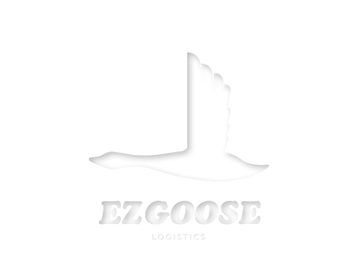 EZ Goose Logo + Branding Concepts freight transport hauling startup typography ux ui digital illustration branding vector design logistics brand logo