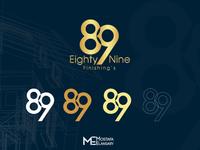 Eighty-Nine | 89 LOGO