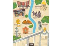 Illustration for Sona restaurant