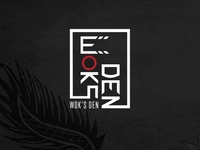Wok's Den | Logo Design