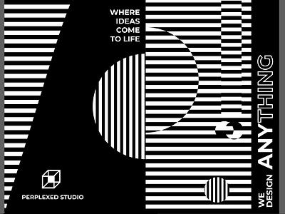 Illusionary Web Art Draft 2 surreal abstract flat ui web design web