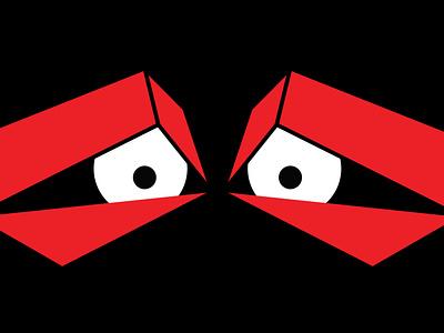 Eyes Minimal Wallpaper web identity branding minimal illustrator flat clean vector illustration design