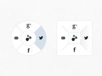 Share widget