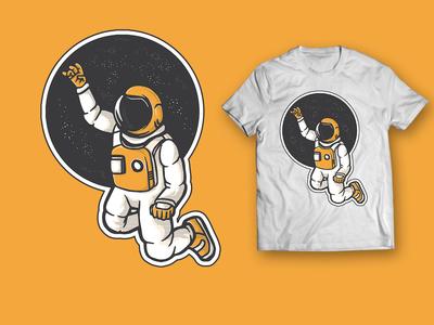 Astronaut Left Behind