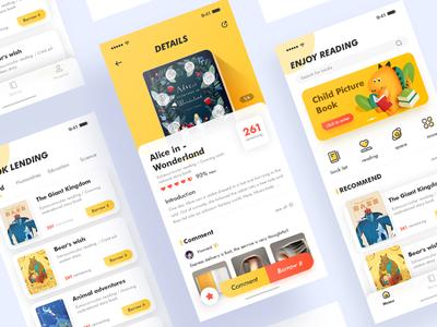 Children's Education Reading App 02