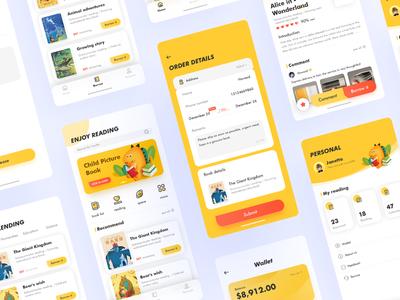 Children's Education Reading App 03