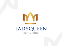 Lady Queen Logo