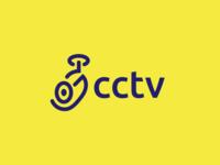 CCTV Logo Design logodesign branding illustration logo design