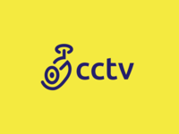 CCTV Logo Design