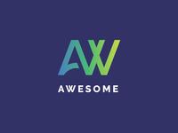 Awesome Logo Design logodesign logogrid branding illustration logo design