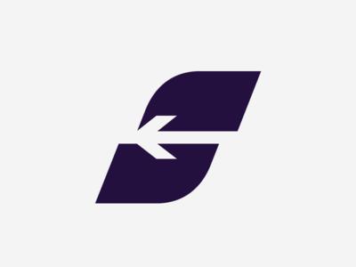 Studio Left logo vector logomark design branding logo