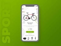 Bicycle order page
